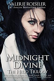 Midnight Divine (The Helio Trilogy Book 1) by [Valerie Roeseler, Eden Elements Publishing]