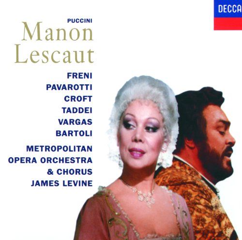 Puccini: Manon Lescaut / Act 1 - Non c'è più vino?