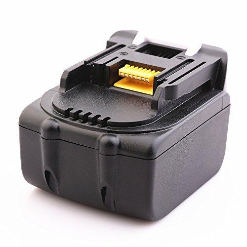 Batería de repuesto para Makita BL1430, BL1440, BL1440B, BL1450 (14,4 V, 5000 mAh)