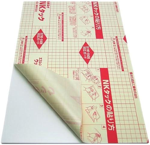 (Slightly larger than) (single-sided adhesive panel) SEKISUI NK tack TA 5mm thick styrene board A1 5 pcs. (japan import)