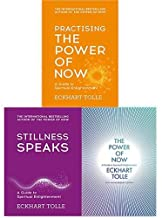 Eckhart Tolle The Power of Now Collection 3 Books Set, (The Power of Now: A Guide to Spiritual Enlightenment, Practising t...