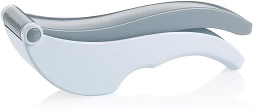 in Acciaio Inox Non arrugginisce Lavabile in lavastoviglie con spremiaglio in Silicone con Manico ergonomico LazTEC Spremiaglio Garlic Press in Acciaio Inox spremiaglio di Alta qualit/à