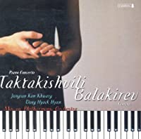 Taktakishvili Balakirev by TAKTAKISHVILI / BALAKIREV (2001-04-24)
