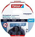 tesa Mounting Tape for Tiles & Metal 100kg/m