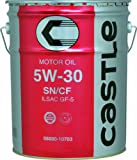 TOYOTA トヨタ キャッスル CASTLE 5W30 SN/CF 鉱物油 20L 08880-10703