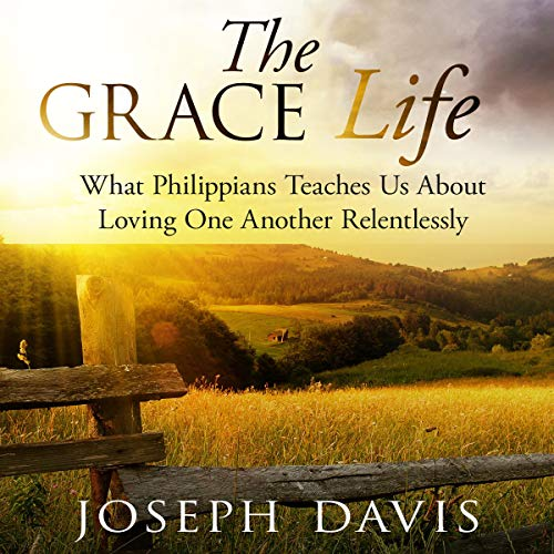 The Grace Life audiobook cover art