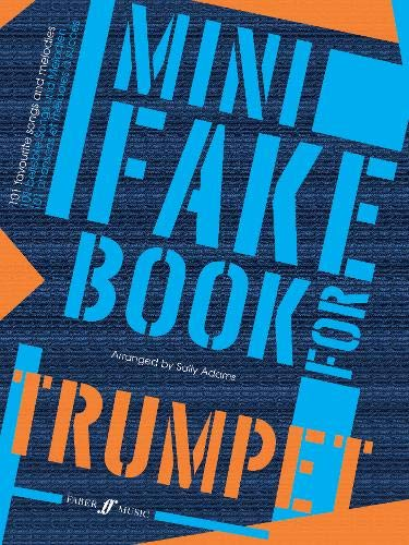 Mini Fake Book For Trumpet: (trumpet) (Mini Fake Books)