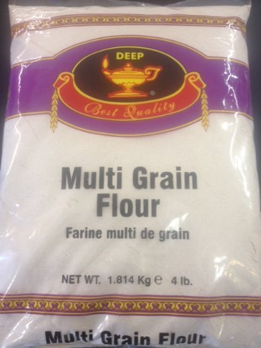 Deep Multi Grain Flour 4lb