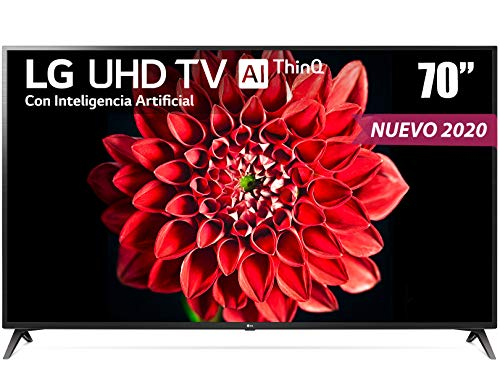 TV LG 70' 4K Smart TV LED 70UN7100PUA 2020