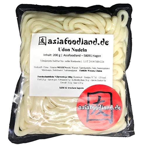 Asiafoodland - frische Udon Nudeln, 1er Pack (1 x 200 g)