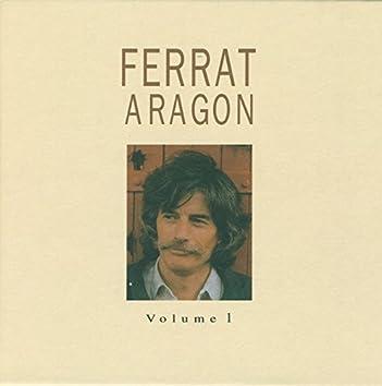 Ferrat Chante Aragon, Vol. 1