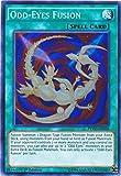 Odd-Eyes Fusion - PEVO-EN038 - Super Rare - 1st Edition - Pendulum Evolution (1st Edition)