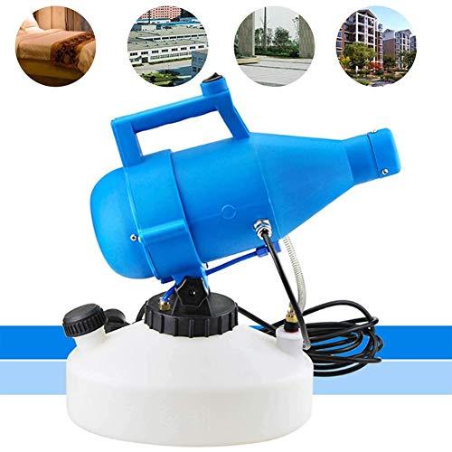 JIXIN Elektrisches Ultra-Micro-Sprühgerät 4,5 L Sprühbereich Für Nebelmaschinen Im Innenbereich 5-10 M One-Touch-Schalter 60 ° -Einstellung Für Öffentliche Orte Wie Das Schulkrankenhaus Eines Hotels