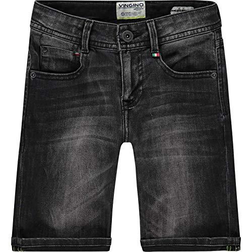 Vingino Jungen Lange-Hosen in der Farbe Grau - Größe 92