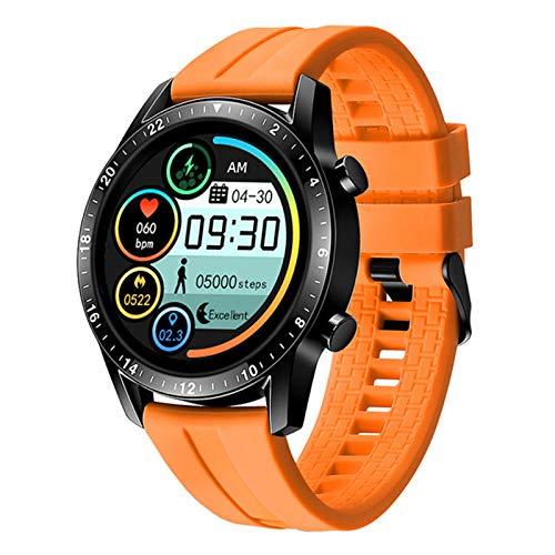 Gulu SW08 A Prueba De Agua Smart Watch Fitness Tracker Smart Pulsera Tarifa Cardíaca Monitor De Presión Arterial Smartwatch Sports Tracker Pulsera,D