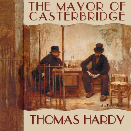 The Mayor of Casterbridge audiobook cover art