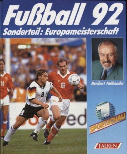 Fussball 92. Meisterschaft, DFB-Pokal, Europapokal, Länderspiele