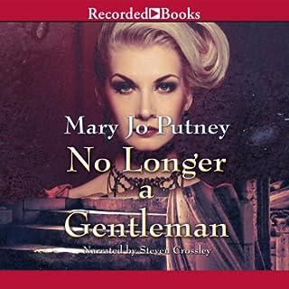 No Longer a Gentleman audiobook cover art