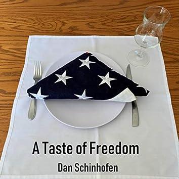 A Taste of Freedom - Single