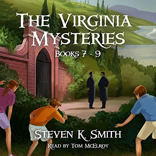 Couverture de The Virginia Mysteries Collection, Books 7-9