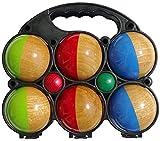 Set di 6 palline di legno francesi