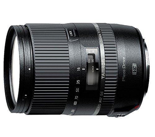 TAMRON B016 - 16-300 mm f/3rd 5-6, 3 Di II VC PZD - objetivo para Nikon + 2 años de garantía