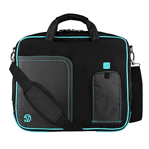 Roxie Laptop Shoulder Bag Tablet Sleeve 10 11 11.6 Inch Business Office School Travel Bag for Women Men iPad Pro Galaxy Tab Book Chromebook