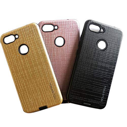 Capa Case Dupla Proteção Anti Shock Xiaomi Mi 8 Lite Alta Qualidade - Escolha sua Cor (Preto)
