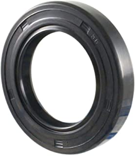 Metal Case w//Nitrile Rubber Coating EAI Oil Seal 38mm X 48mm X 6mm TC Double Lip w//Spring