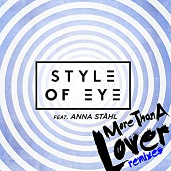 More Than A Lover (Remixes)