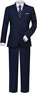 navy blue suits for boys