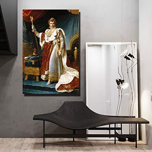 Sadhaf beroemde olieverfschilderij reproductie schild en kunstwerk in de woonkamer druk, thuisdecoratie schilderij 70x100cm (sin marco) A6