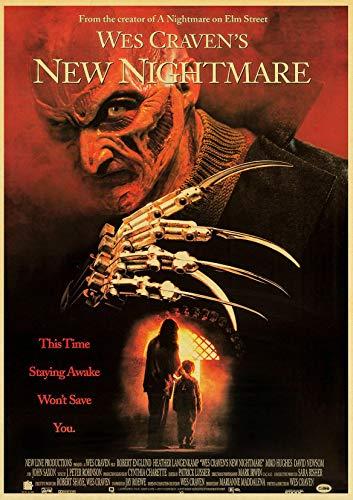 Puzzle 1000 piezas Imágenes de película de terror clásico de pesadilla en Elm Street en Juguetes y juegos Gran ocio vacacional, juegos interactivos familiares Rompecabezas edu50x75cm(20x30inch)