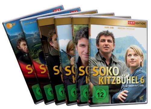 SOKO Kitzbühel - Box 1-6 (12 DVDs)