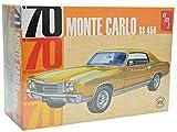 AMT / Premium Hobbies 1970 Chevy Monte Carlo SS 454 1:25 Scale Plastic Model Car Kit CP7771