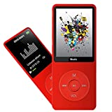 MP3 Player, Dyzeryk Music Player with 16GB Micro SD Card, Ultra Slim Music Player with Build-in Speaker, Photo...