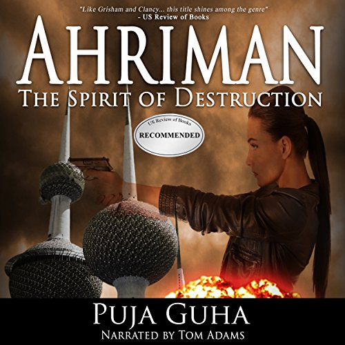 Ahriman: The Spirit of Destruction audiobook cover art
