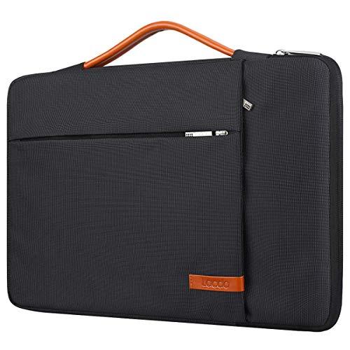 Lacdo 14 Zoll 360° R&umschutz Laptop Hülle Tasche für 14 Zoll HP ASUS Acer Lenovo Chromebook, 14