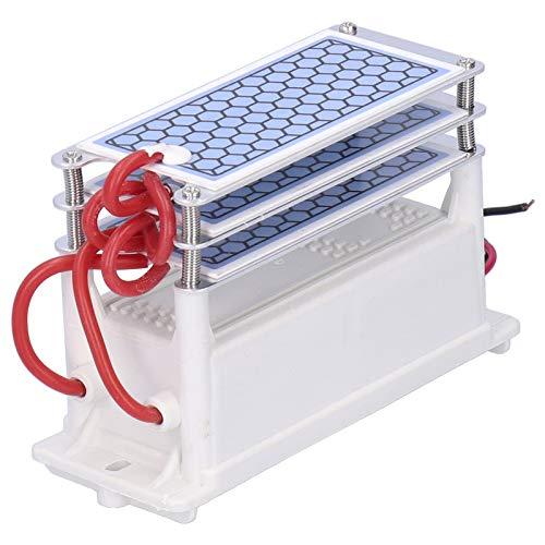 Generatore di Ozono, Macchina Industriale Universale del Generatore di Ozono Macchina Integrata Dell'ozonizzatore del Purificatore D'aria del Piatto di Ceramica 15G(110V)