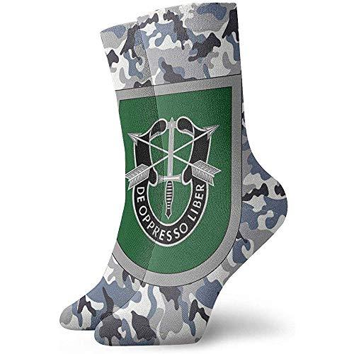 Gre Rry Special Forces Command Unisex Athletic Socken Crew Socken Kompressionssocken