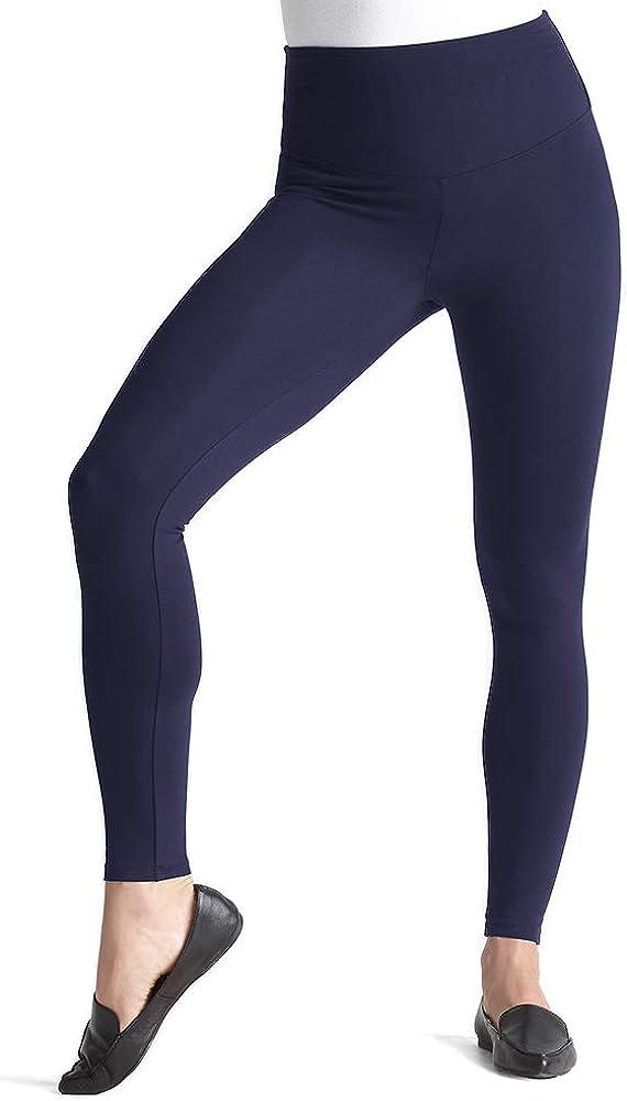 Yummie Women's Rachel Full Length Cotton Stretch Shapewear Legging