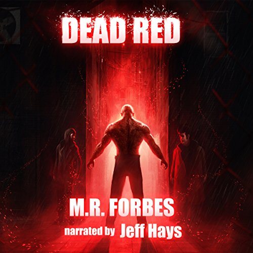 Dead Red cover art