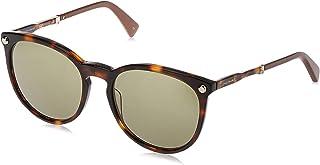 LONGCHAMP Women's Sunglasses, Round, Lcmp Le Pliage - Havana
