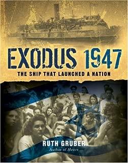 exodus 1947 ruth gruber