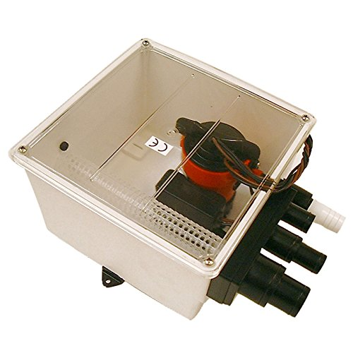 Johnson Pumps - 57151 Shower Sump Pump Multi 1000 GPH