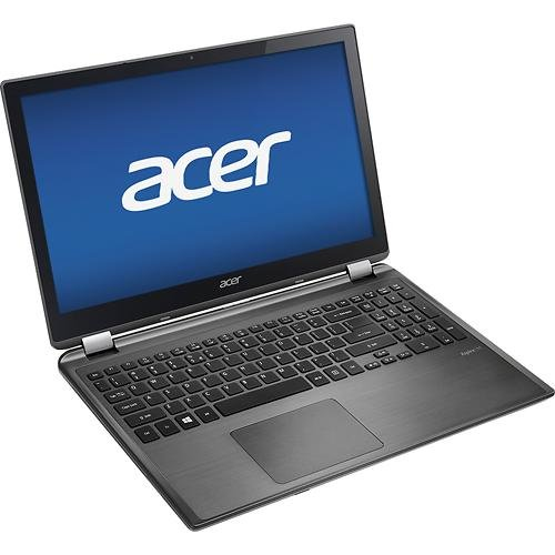 Acer Aspire 15.6-Inch HD Touchscreen High Performance Laptop PC, Intel Core i5-3337U Dual-Core Processor, 6GB RAM, 500GB HDD, DVD Burner, Webcam, WiFi, Bluetooth, HDMI, USB 3.0, Windows 8