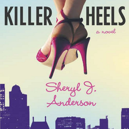 Killer Heels audiobook cover art