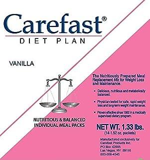 CareFast Diet Plan Formula - Vanilla