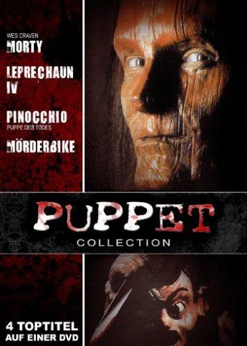 Puppet Horror Collection (Morty - Die Angst, die tötet/Leprechaun 4: In Space/Pinocchio - Die Puppe des Todes/Mörderbike)