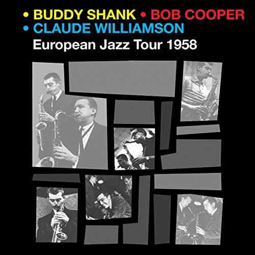 Bud Shank, BOB Cooper & Claude Williamson